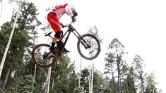 Testing the 2015 Specialized Demo Carbon with Aaron Gwin, Mitch Ropelato and Brad Benedict
