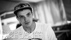 Catching Up With: Mike Jones