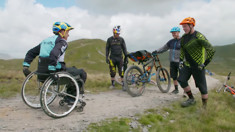 Inspirational: A Paralyzed Martyn Ashton Rides Again in 'Back on Track'