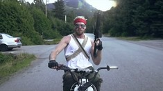 THE SICKEST EDIT EVER - Huck Norris and the Rollerbladers