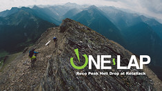 ONE LAP: Reco Peak Heli Drop at Retallack