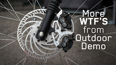More WTF's from Outdoor Demo - Interbike 2015