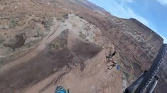 What A Winning Run Feels Like - Onboard with Kurt Sorge at Rampage 2015