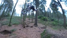 MacAskill Hangs With Pilgrim, Fairclough, Chopper, and Gets Talked Into Backflipping the Big Bike