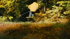 Candide Thovex Doesn't Need Snow To Shred