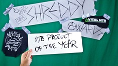 PRODUCT OF THE YEAR - Vital MTB Shreddy Awards