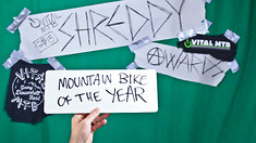 BIKE OF THE YEAR - 2015 Vital MTB Shreddy Awards