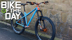 Bike of the Day: Production Privee Shan