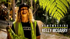 Remembering Kelly McGarry