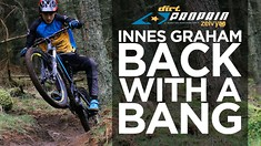 Innes Graham is Back with a Bang