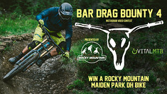 BAR DRAG BOUNTY ENDS MARCH 31st!