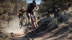Kovarik & Voreis Drifting and Ripping in New Fox MTB Gear