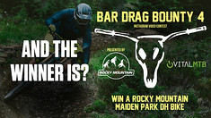 Winner Announced - Bar Drag Bounty 4