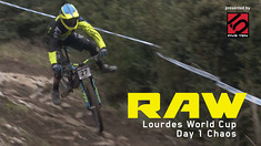 Vital RAW - Lourdes World Cup DH Chaos, Day 1