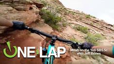 ONE LAP: Riding the New Yeti SB5.5c 29er in Moab