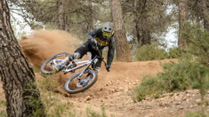 NS Bikes and the Swiss Downhill Syndicate Getting Shreddy in Sospel