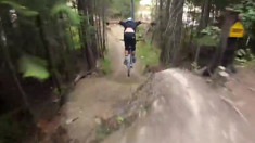 ONE LAP: Mick Hannah & Stevie Smith Slay Schleyer at Whistler