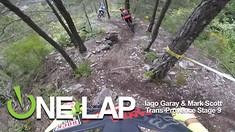 ONE LAP - Iago Garay & Mark Scott, Trans-Provence Stage 9