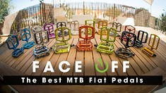 Vital MTB Face Off: The Best Flat Pedals
