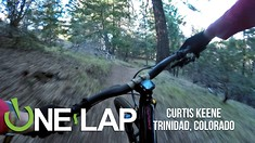 Curtis Keene Rips Trinidad on His Enduro 29