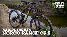 We Ride the New Norco Range C9.2 - Vital MTB First Ride / First Look