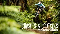 Crashes, Crutches, and Crushing It   EWS Day 2