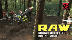 Vital RAW - Crankworx Rotorua Carnage and Comedy