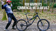 Rob Warner's Commencal Meta AM V4.2