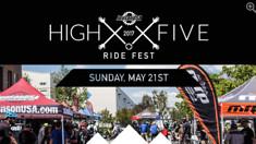 Jenson USA's Annual High-Five Ride Fest