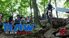 Crowds & Chaos - Vital RAW U.S. Open Race Day