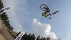 Testing Bikes and Tossing Whips - Norco Factory Racing Does Crankworx Innsbruck