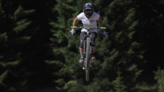 If Veronique Sandler Takes Her Hands Off the Bars in Mid-Air...