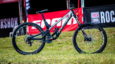 Blenki's World Champs Norco Prototype