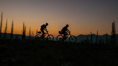 Gotta Get Up to Get Down - Bikepacking Sun Valley's Sawtooth Singletrack