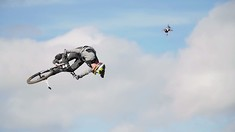 FPV Drone Racers + Slopestyle = AWESOME