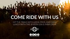Jenson USA Supports IMBA This Weekend