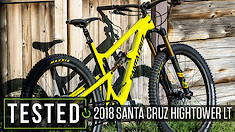 Long Term Tested: 2018 Santa Cruz Hightower LT