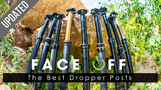 Vital MTB Face Off: The Best Dropper Seatposts