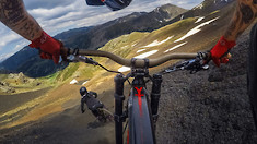 Heli-Biking in Andorra with the Lacondeguys