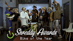 Vital MTB's Bike of the Year - Shreddy Awards