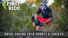 First Ride: 2018 Royal Core, Impact, and Drift