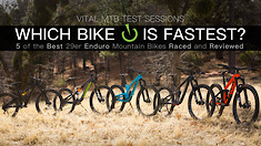 Vital MTB Test Sessions: Five of the Best Long-Travel Enduro 29ers Raced & Reviewed