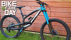 Bike of the Day: YT Tues Kelly McGarry Signature