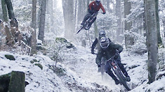 Old Man Winter - Hauling in the Snow with Nico Vink, Vinny T & Makken