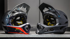 The Lightest MTB Full Face? See the Troy Lee Designs Stage Helmet and 2018 Sneak Peek