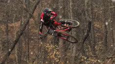Dakotah Norton Engages Full Attack Mode at Windrock Bike Park