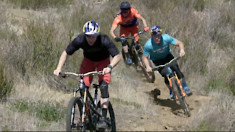 Fun in the Californian Sun with Aaron Gwin, Richie Rude and Cody Kelley