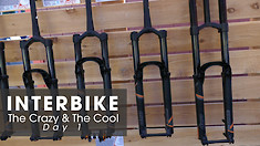 The Crazy & The Cool - Interbike Day 1 / Outdoor Demo