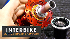 2019 MTB Component Highlights from Interbike