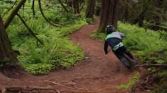 Carson Eiswald Takes on Vedder Mountain